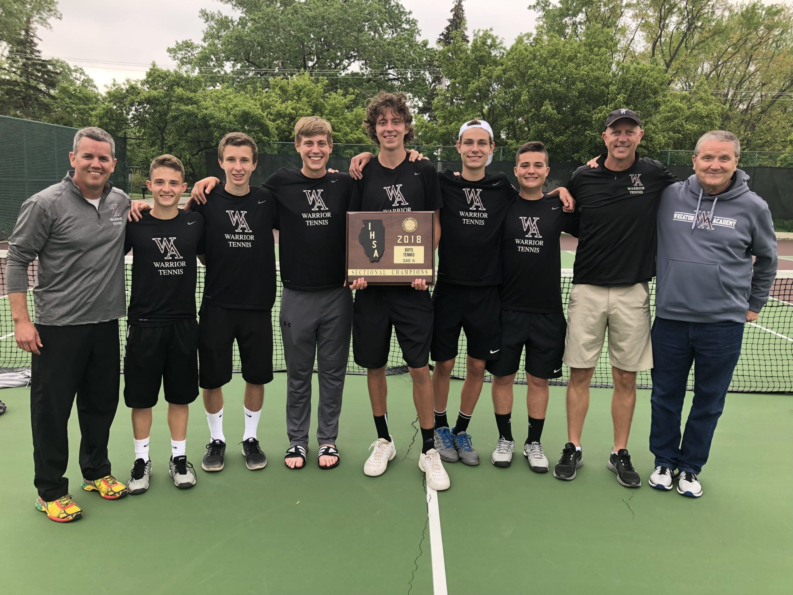 WA Boys Tennis Writes Final Chapter of Storybook Season with Top 4 Finish at State!