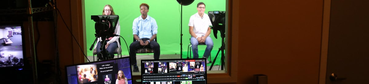 WA tv video production at Wheaton Academy a top Christian High School