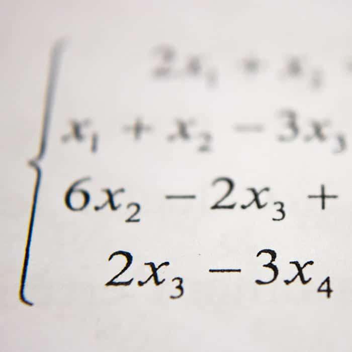Math at Wheaton Academy a top Christian High School