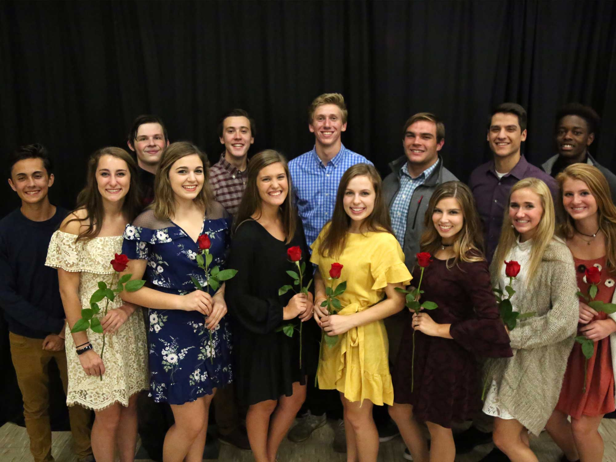 Wheaton Academy Homecoming Court 2018