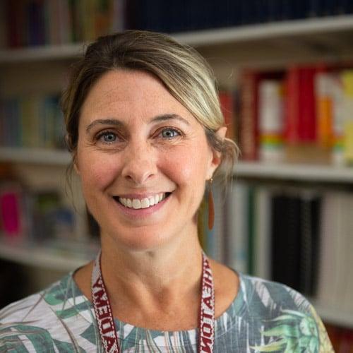 Kirsten Borrink Wheaton Academy