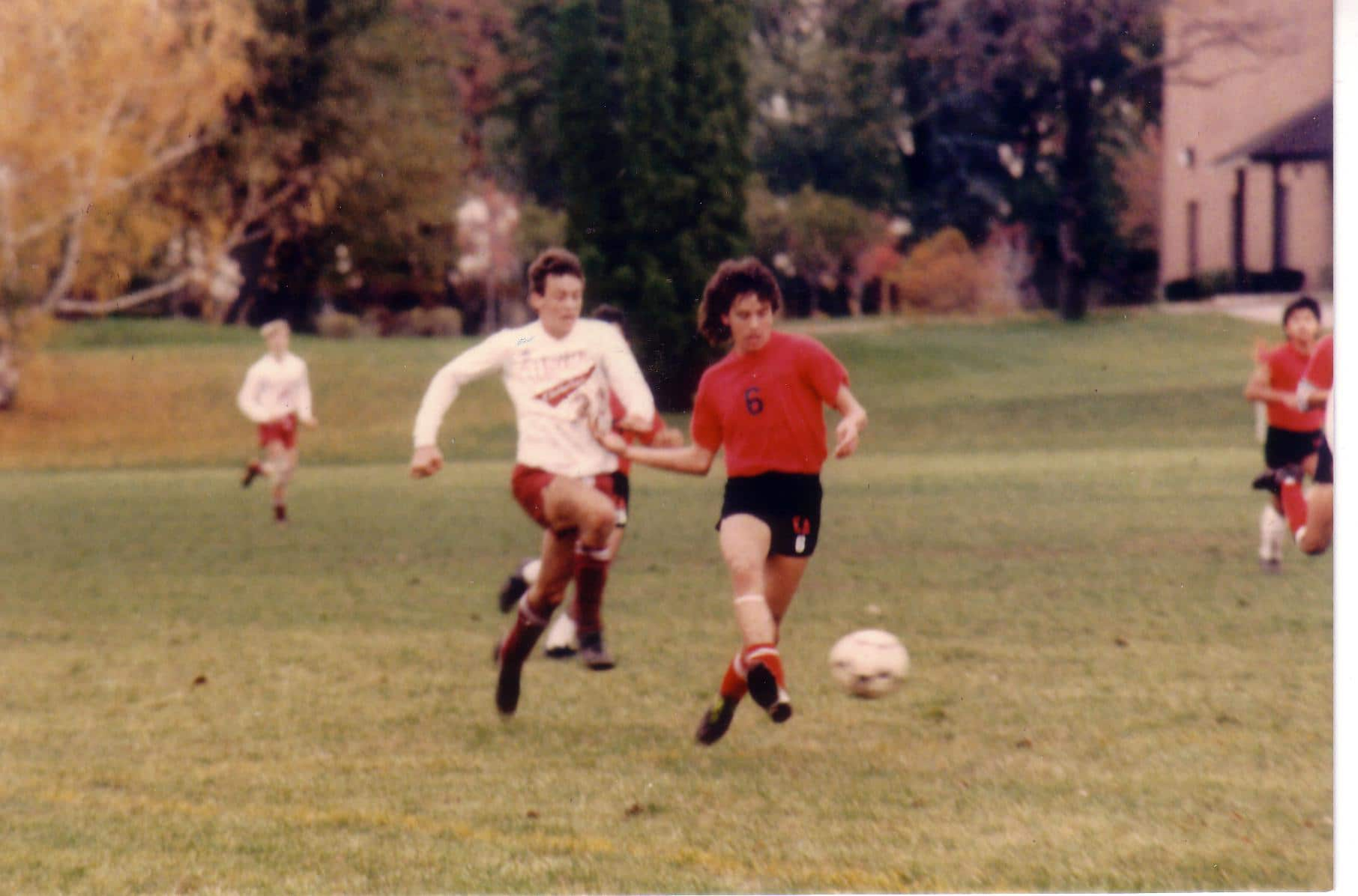 Todd Beamer Wheaton Academy Soccer