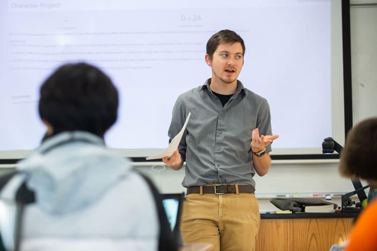 Faculty Profile: David Tollefsen