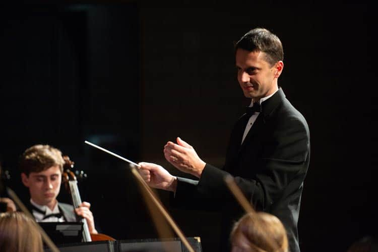Steve Willemssen Conducting