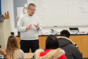 Dick Clancy Teaching