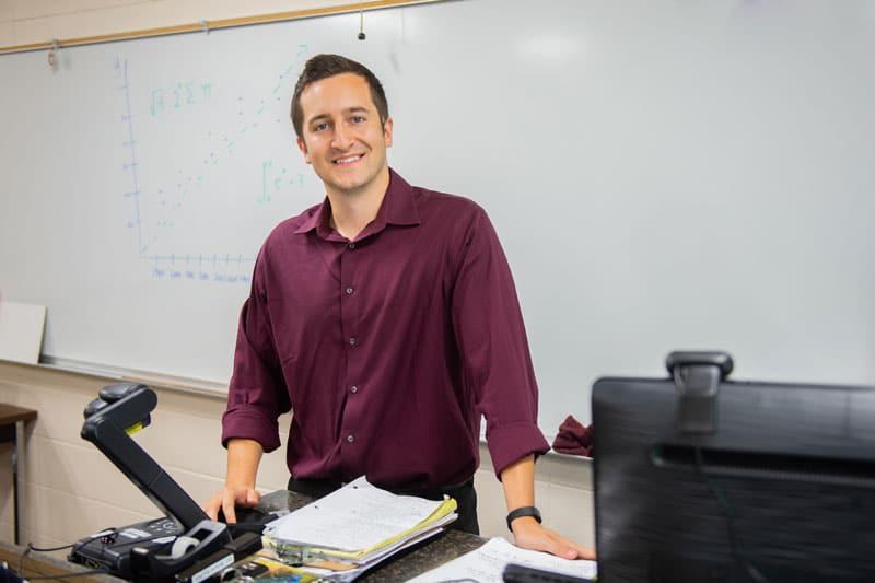 Daniel Smith - Math Teacher at Wheaton Academy