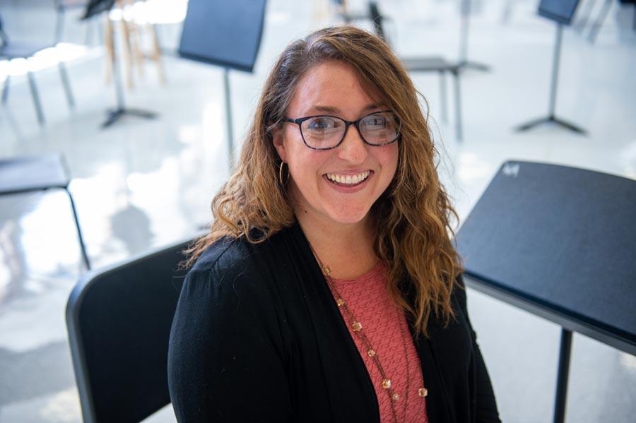 Faculty Spotlight: Melanie Marr