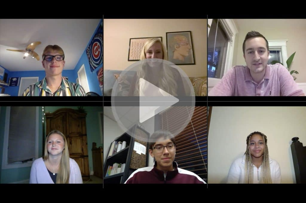 Students and Faculty discuss Wheaton Academy—one of the best private high schools in Illinois