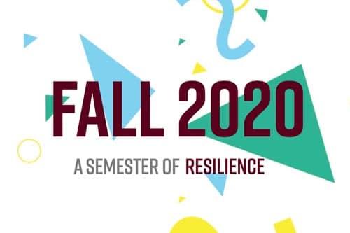 Fall Semester 2020 Recap