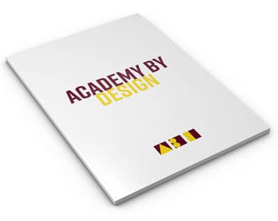 Academy By Design Booklet