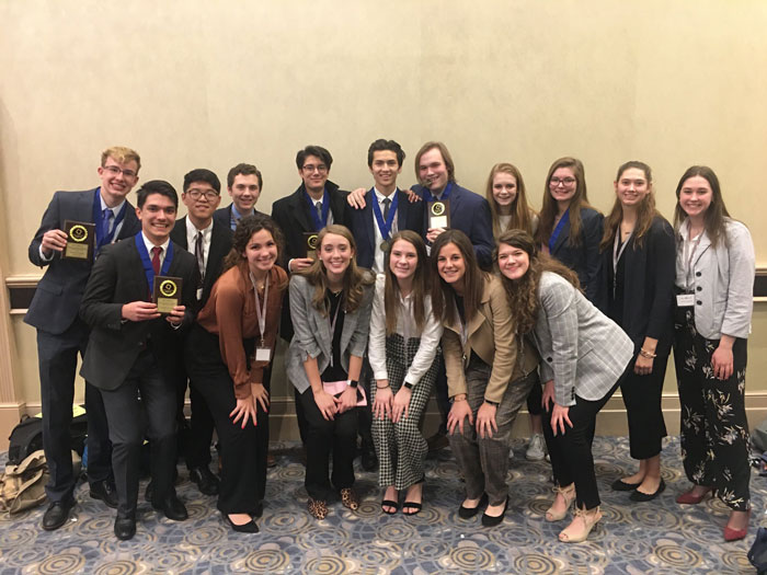 DECA Business Club at Wheaton Academy