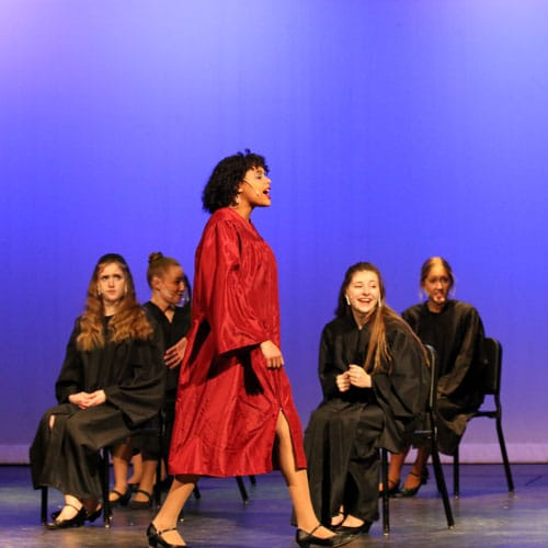 Winter Show 2021 - Sister Act