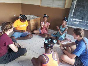 Wheaton Academy Winterim Haiti Trip 2019