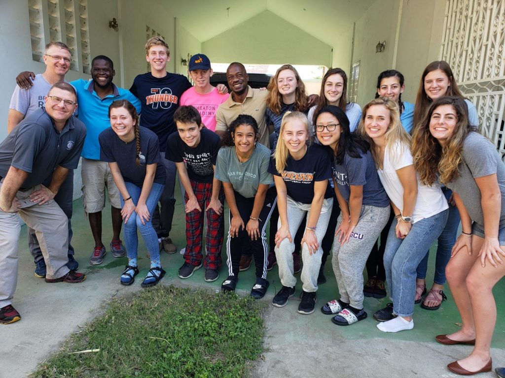 Wheaton Academy - Kids Alive Haiti Team 2019
