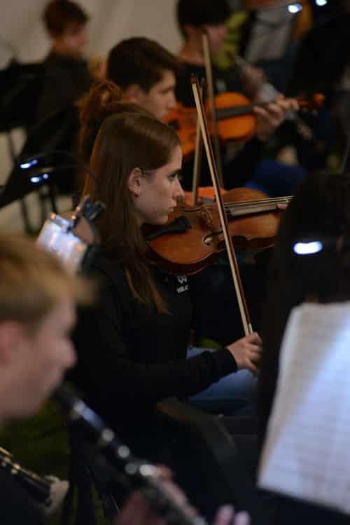 Instrumental Concert - Violins